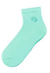 Faberlic жіночі Шкарпетки зі знаком зодіаку Риби бірюзові