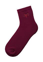 Faberlic жіночі Шкарпетки зі знаком зодіаку Овен малинові