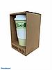 Бамбуковая кофейная эко To Go Becher кружка зеленая, фото 2