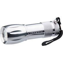 Ручний ліхтар STERN 9LED 3xAAA алюмінієвий вологозахищений корпус з ремінцем