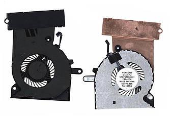 Вентилятор для ноутбука HP Omen 15-CE CPU 5V 0.5A 4-pin FCN