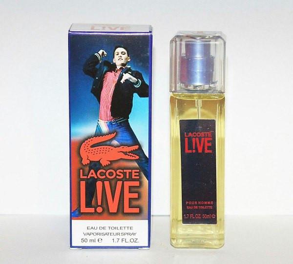 Мини парфюм Lacoste Live EDT 50 ml -