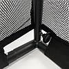 Ворота металлические с экраном Soccer Goal Post with Target 240 x 120 Cm, фото 2