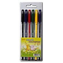 Набір кулькових ручок Aihao 563-6 кол.