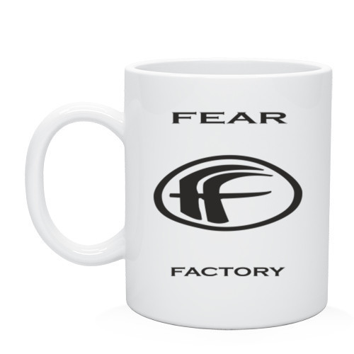 Кружка Fear Factory