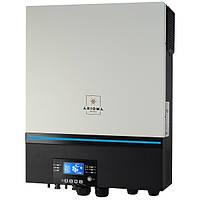 Гибридный ИБП 7200Вт AXIOMA energy, 48В + 2 МППТ на 8кВт, ISMPPT BFP 7200 (Battery Free+Parallel)