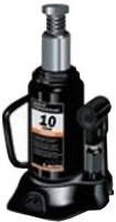 Домкрат автомобильный гидравлический бутылочный 10 т Lavita  LA JNS-10
