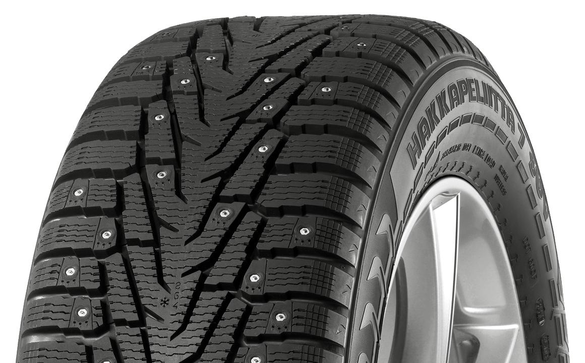 Зимние шины 245/55/19 107T XL Nokian Hakkapeliitta SUV 7  (шип)
