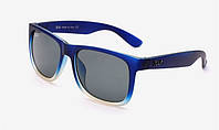 Очки Ray-Ban Justin RB4165 синие, фото 1