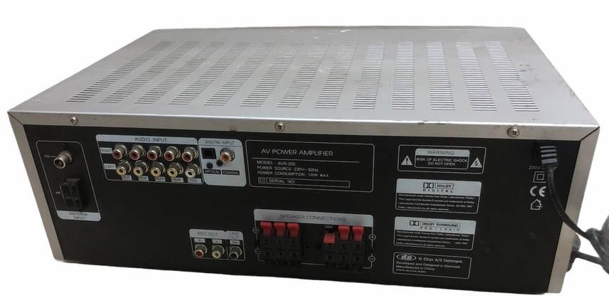 Ресивер Eltax AVR-200 Б/У, фото 2