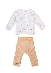 Комплект  для новорожденных (штаны, кофта)