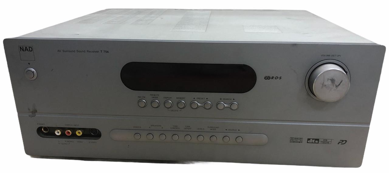 Ресивер NAD T754- Б/У