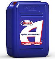 Масло Agrinol Moto drive 4T кан. 20л