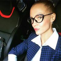 Женская оправа для очков Chanel  9050 с 6 Cat Eyes
