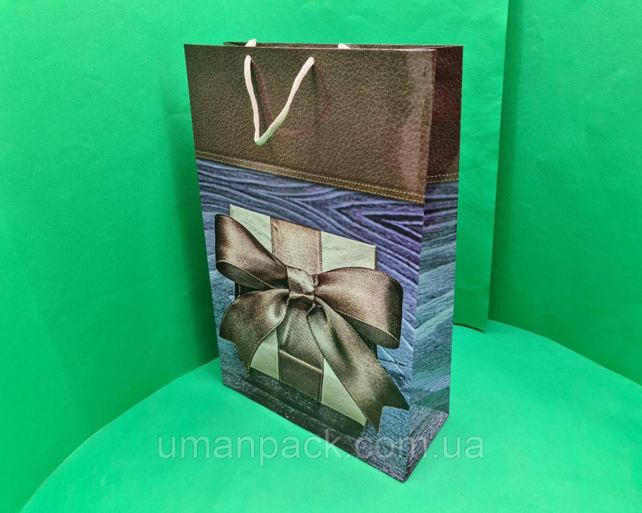 Бумажные пакеты гиганты вертикальные(30х42х12)(артGV-057) (12 шт)