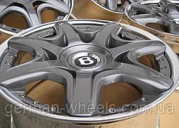 """Диски 20"""" дюймов original Bentley Mulliner"""