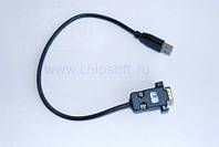 USB DB9 K-Line адаптер chipsoft FT232 + L9637D