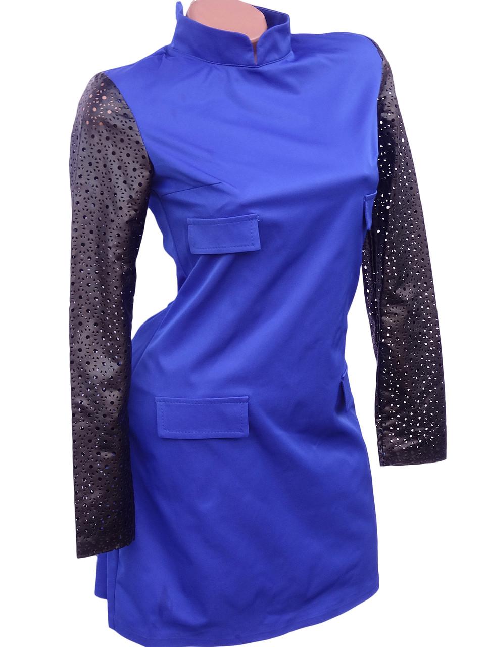 ad628b883cf8079 Стильное молодежное платье (в расцветках 40-44) - купить по лучшей ...