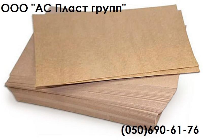 Електрокартон (пресшпан), листовий, товщина 0.8 мм, розмір 1000х2000 мм