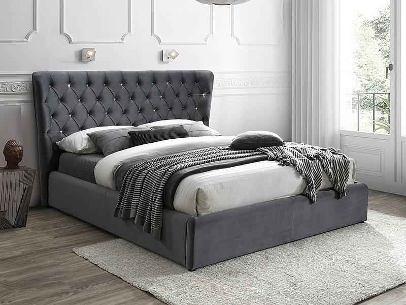 Кровать Carven 160 Velvet