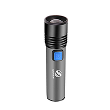 Ліхтарик Shustar S-230 1xCREE XML T6 1200мАч IPX4 black