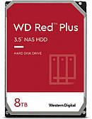 HDD SATA 8.0TB WD Red Plus 7200rpm 256MB (WD80EFBX)