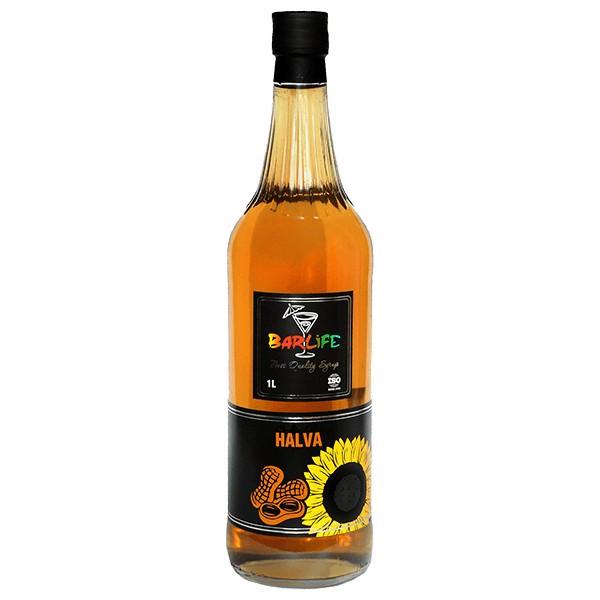 Сироп Barlife (Барлайф) Халва 1 л (Syrup Barlife Halva 1 L)