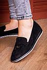 Жіночі слиперы Fashion Venus 1777 36 розмір 23 см Чорний, фото 4