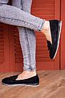 Жіночі слиперы Fashion Venus 1777 36 розмір 23 см Чорний, фото 5