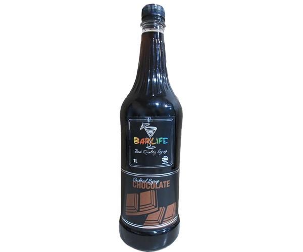 Сироп Barlife (Барлайф) Шоколад 1 л (Syrup Barlife Chocolate 1 L)