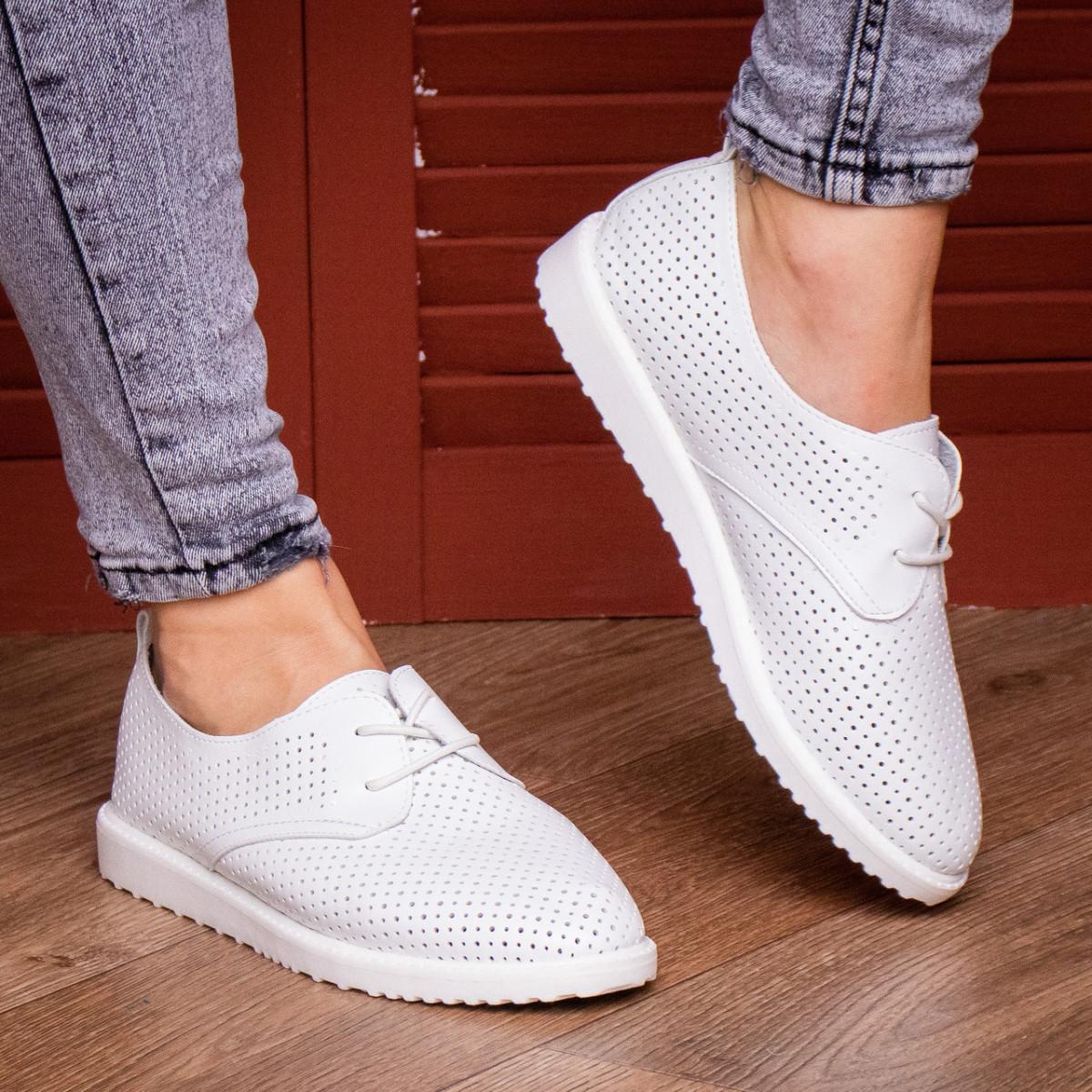 Женские туфли Fashion Twinkle 1784 36 размер 23 см Белый