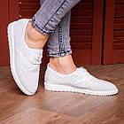 Женские туфли Fashion Twinkle 1784 36 размер 23 см Белый, фото 5