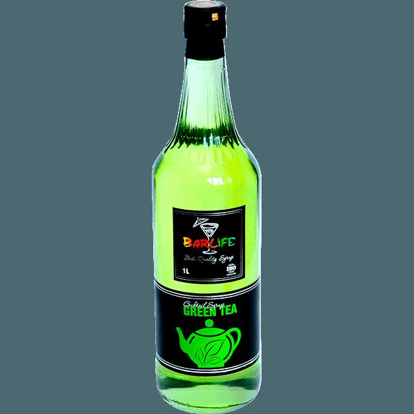 Сироп Barlife (Барлайф) Зеленый чай 1 л (Syrup Barlife Green tea 1 L)