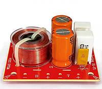 Двухполосный фильтр кроссовер 80 ват 4-8 Ом