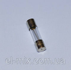 Предохранитель 5х20мм  0.25А 250В CE, стекло  BEZ2000
