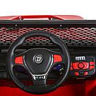 Детский электромобиль Джип M 3237EBLR-3 с колесами Eva, USB, 45W, MP3, 4G, фото 5