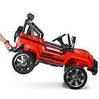 Детский электромобиль Джип M 3237EBLR-3 с колесами Eva, USB, 45W, MP3, 4G, фото 7