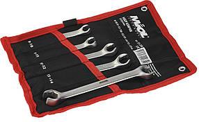 Набор разрезных ключей 5ед Miol 51-770