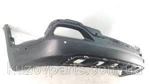 Задний бампер верхняя часть Kia Sorento 2015-
