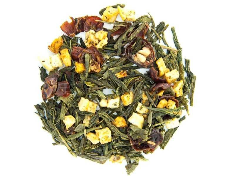 Чай Teahouse (Тиахаус) Алиса 250 г (Tea Teahouse Alice 250 g)