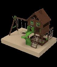 Дитячий комплекс Світ Розваг Kidigo (11975)