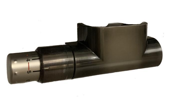 Термостатический комплект Oventrop Multiblock T/Uni SH Technoline для нижнего подключения