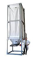 Силос тканевый - предназначен для хранения муки и других сыпучих материалов