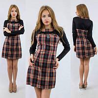 Платье женское полушерсть  3 - 030