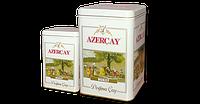 Чай черный Azercay BUKET (крупнолистовой) железная банка 250 гр.