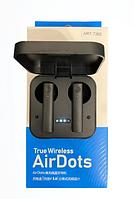 Беспроводные Bluetooth наушники AirDots Air2S Черные