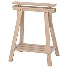 IKEA MITTBACK (304.599.97) Опора для стола58х70/93 см