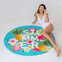 """Пляжний рушник-покривало """"Summer"""""""