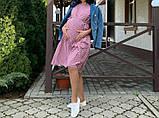 Плаття літнє для вагітних і годування., фото 5