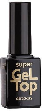 Верхнее покрытие для ногтей Relouis Super Gel Top 10 г